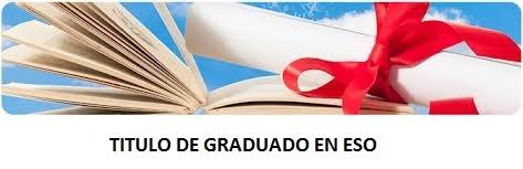 Preparación Título Graduado en ESO – Enseñanza Secundaria Obligatoria